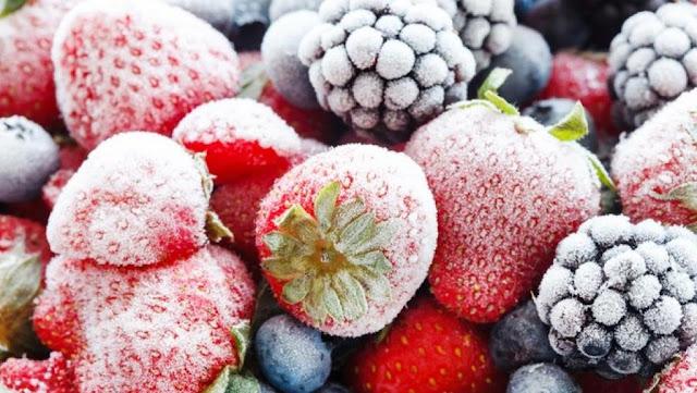 trái cây đông lạnh nhập khẩu