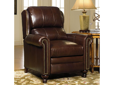 bradington young recliner at baers furniture
