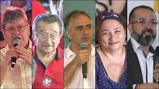 ELEIÇÕES 2018: Confira o nome e a composição de cada coligação formada na Paraíba