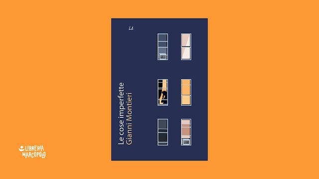 Gianni Montieri alla libreria MarcoPolo - Venerdì 11 ottobre alle 20