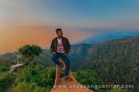 Gunung Gedhe Laharpang Puncu Kediri