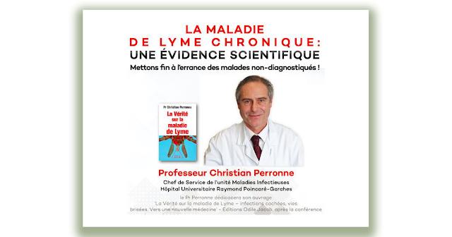Inscription Conférence Maladie de Lyme