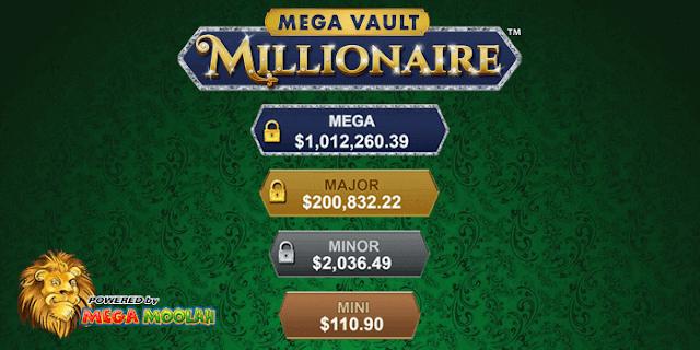 Mega Vault Millionaire