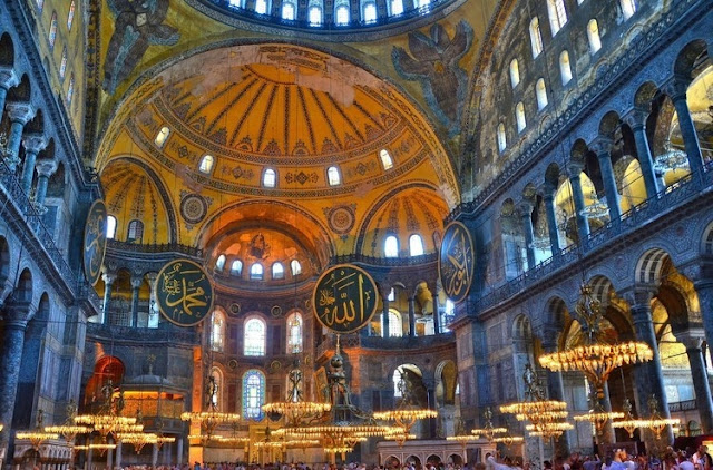 Η Διακοινοβουλευτική Συνέλευση Ορθοδοξίας (Δ.Σ.Ο.) για την Αγία Σοφία | Statement of I.A.O on Agia Sophia [gr-en]