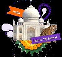 Castiga o excursie exotica in India pentru doua persoane - concurs - eJobs - vacanta - 20 - de - ani - gratis - castiga.net