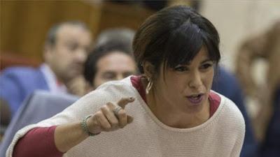 Podemos, odio, progre, Sevilla, Franquismo, franquista