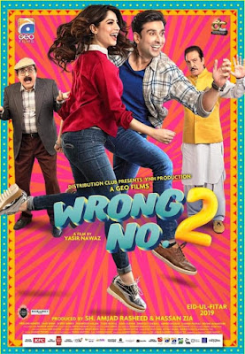Wrong No. 2 (2019) Urdu 720p WEB-DL ESubs Download