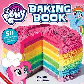 Get Cooking With the My Little Pony Baking Book