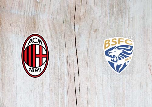 Milan vs Brescia -Highlights 12 September 2020