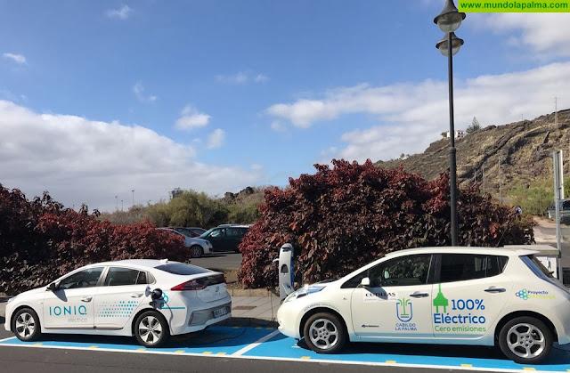 El Cabildo incorporará a su parque móvil su primer vehículo 100% eléctrico