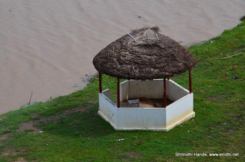 Dindi On The Banks Of Godavari River Enidhi India Travel