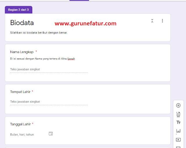 Cara Mudah Membuat Pendaftaran Siswa Baru Online