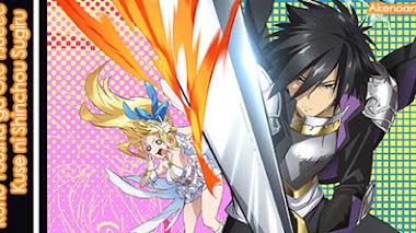 Reseña Anime: Shinchou Yuusha: Kono Yuusha ga Ore Tsueee Kuse ni Shinchou Sugiru