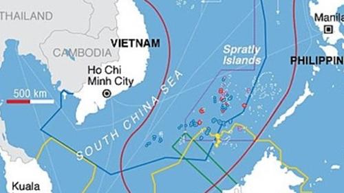 Uni Eropa: Manuver China Semakin Membahayakan Perdamaian di LCS