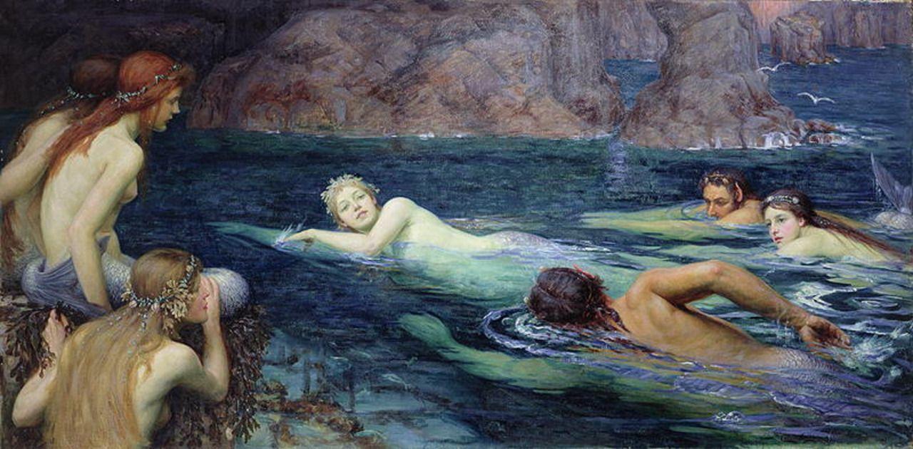 the aquatic theory