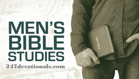GENESIS 2:4–8, 15–17  Devotional for Men