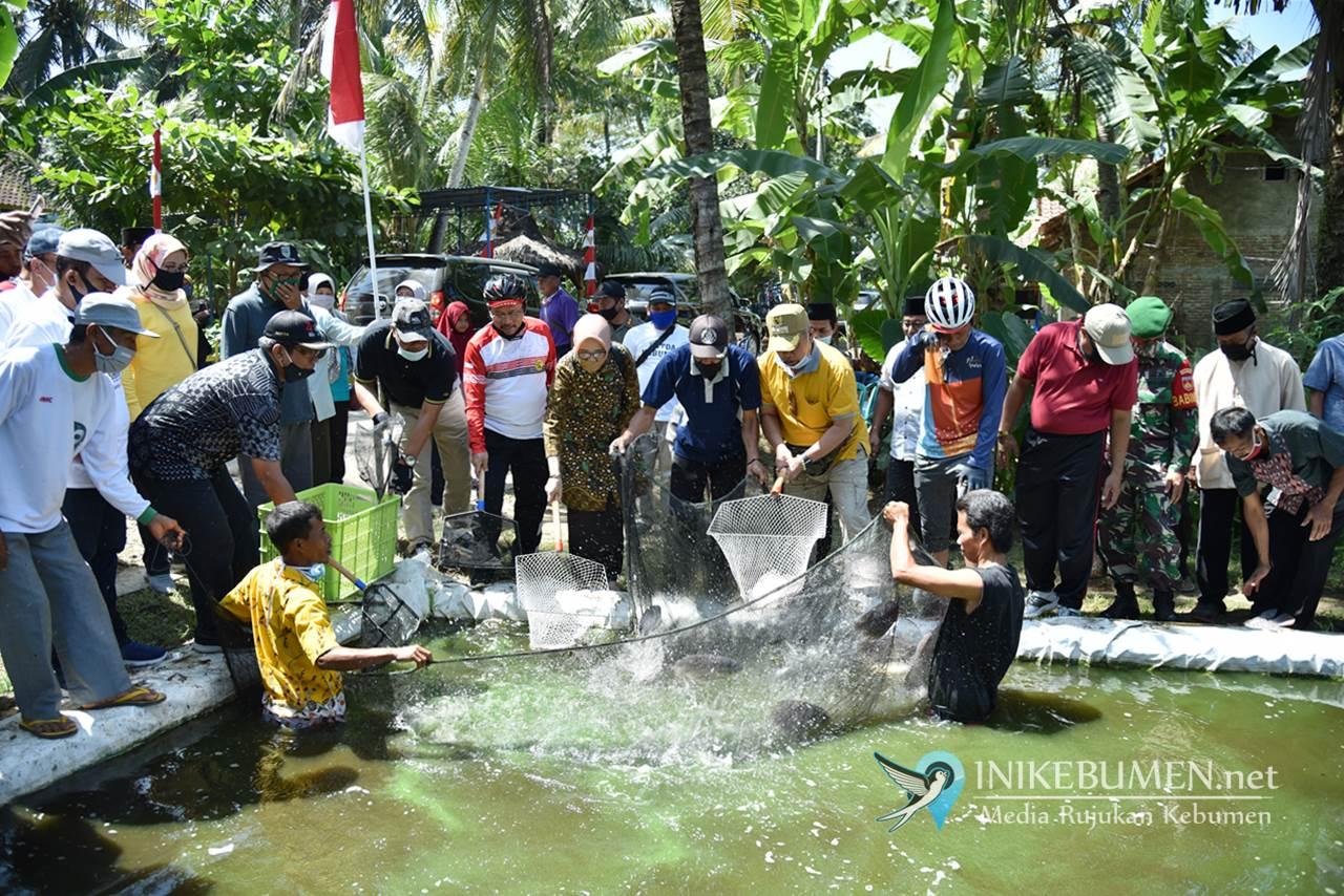 Produksi Melimpah, Bonorowo Bakal Dikembangan jadi Sentra Ikan Kebumen