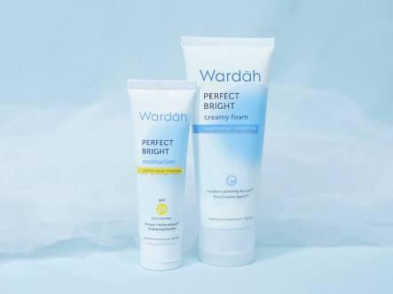Wardah Perfect Bright, pelembab untuk mencerahkan kulit