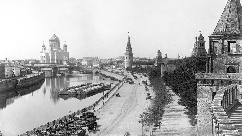 Москва 20-тые годы