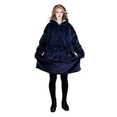 50%OFF Oversized Wearable Hoodie Blanket Sweatshirt