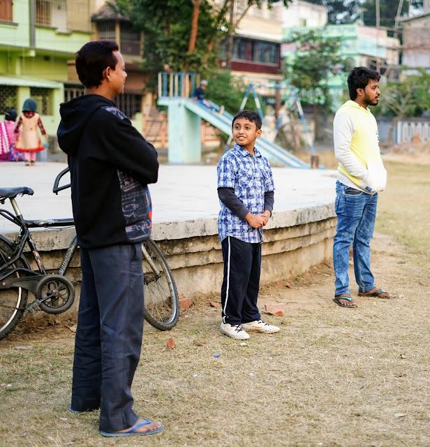 Nephew Rick Playing Cricket 17