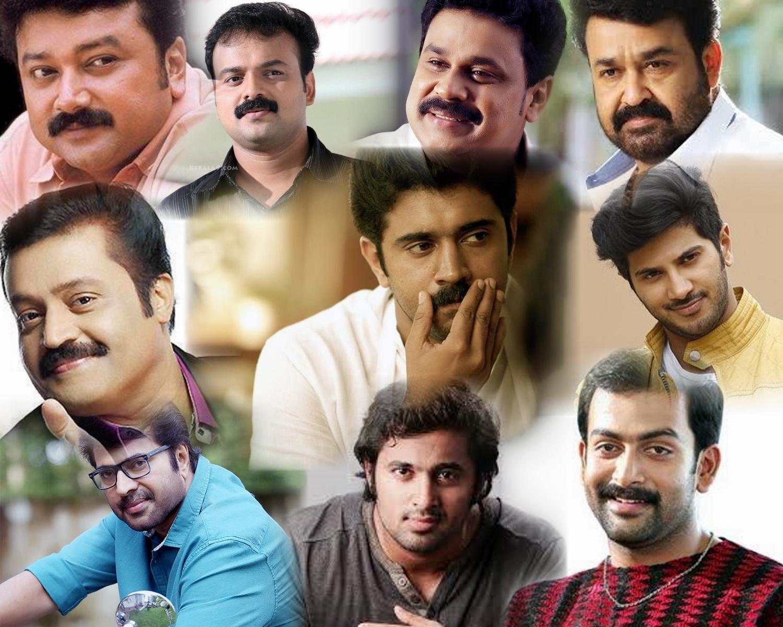 Malayalam Actors Gallery