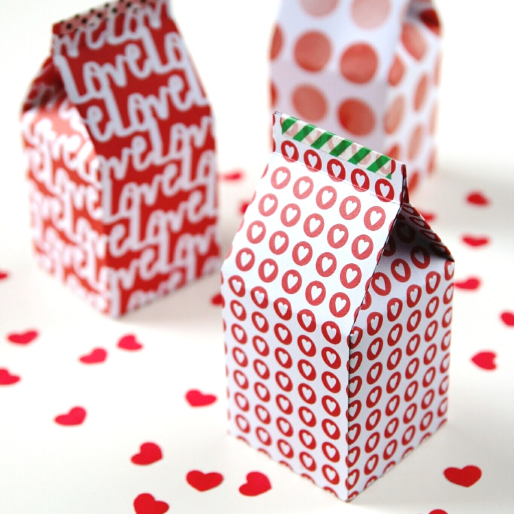Diy mini milk carton gift boxes gathering beauty check out these valentines day printable diy milk carton gift boxes i made and download the free milk carton printable template pronofoot35fo Image collections