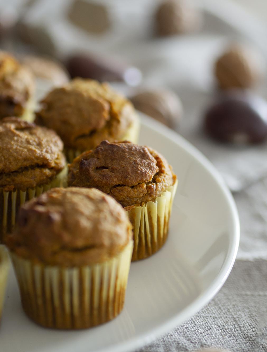 Muffins veganos de calabaza y avena_3
