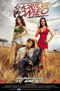 Download Shortcut Romeo (2013) Hindi Movie 720p WEB-HDRip 650MB