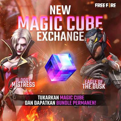 Magic Cube Exchange