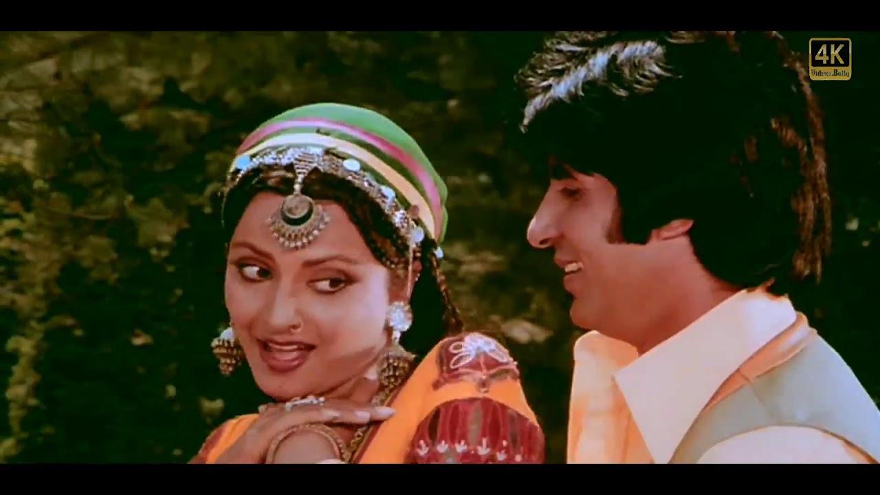 Pardesia Lyrics Mr. Natwarlal | Amitabh Bachchan x Rekha