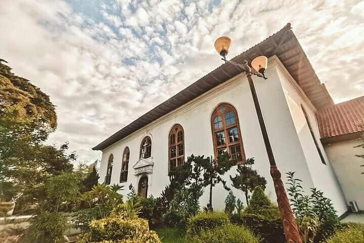 Gereja Tertua di Indonesia