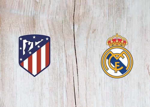 Atletico Madrid vs Real Madrid -Highlights 07 March 2021