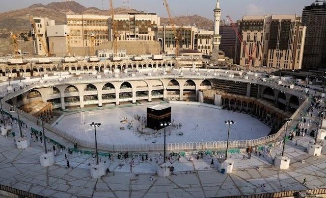 Saudi Arabia : Makkah's 'Mataf' reopens for non-Umrah worshippers