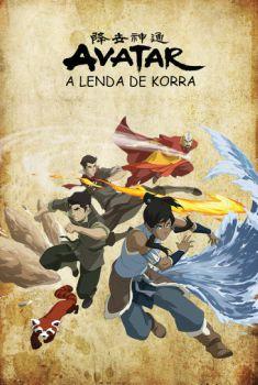 Avatar: A Lenda de Korra Completo Torrent - BluRay 1080p Dual Áudio