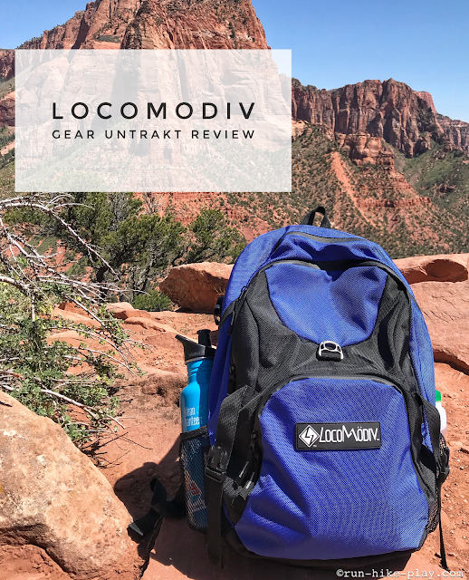 LocoMödiv Gear Untrakt Backpack Review