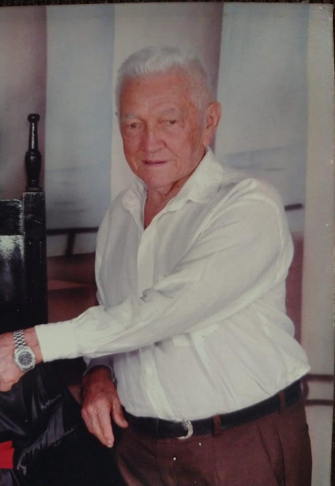 LUTO: Ex-comerciante Raimundo Alcebíades morre aos 88 anos em Elesbão Veloso.