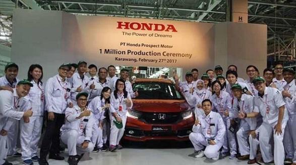 Loker November 2018 Dikarawang PT. Honda Prospect Motor