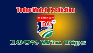 Today Match Prediction Knights vs Dolphins Momentum One Day Cup 11th ODI
