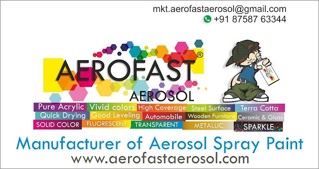 AEROFAST AEROSOL - 8758763344