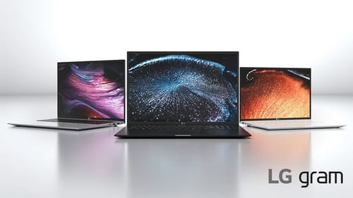 LG announces the launch of the new LG Gram series