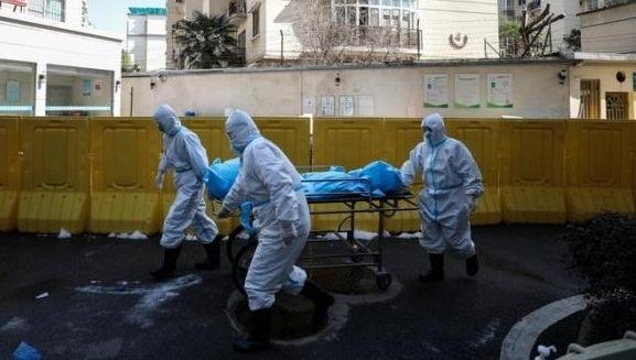 Số ca tử vong vì virus corona ở Trung Quốc vượt 1.800 người