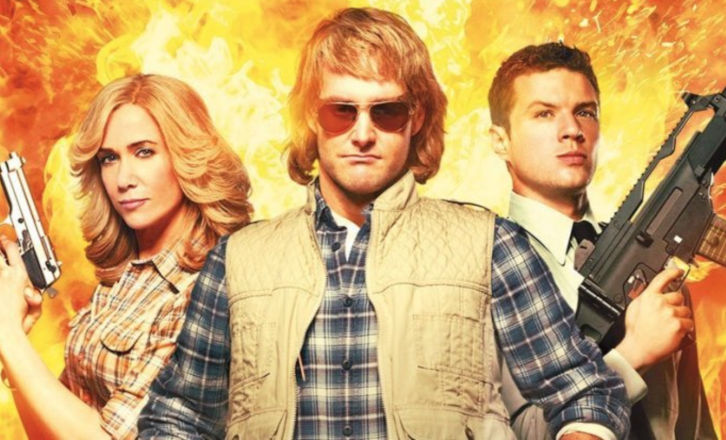 macgruber ordered to series by peacock