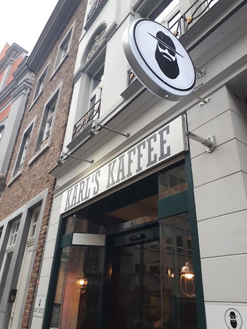 Karl's kaffee in Aachen
