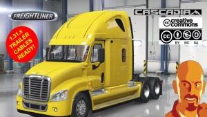 Freightliner Cascadia [1.31]