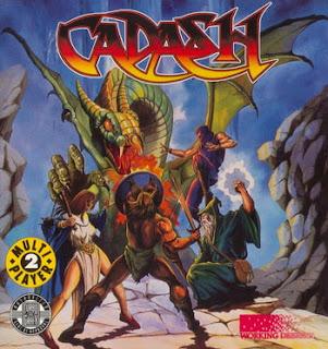 Jogo Cadash Arcade online