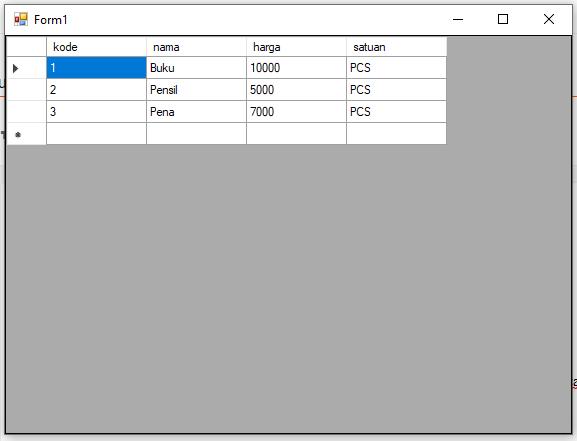 Cara Paling Mudah Membuat Koneksi Database VB.Net