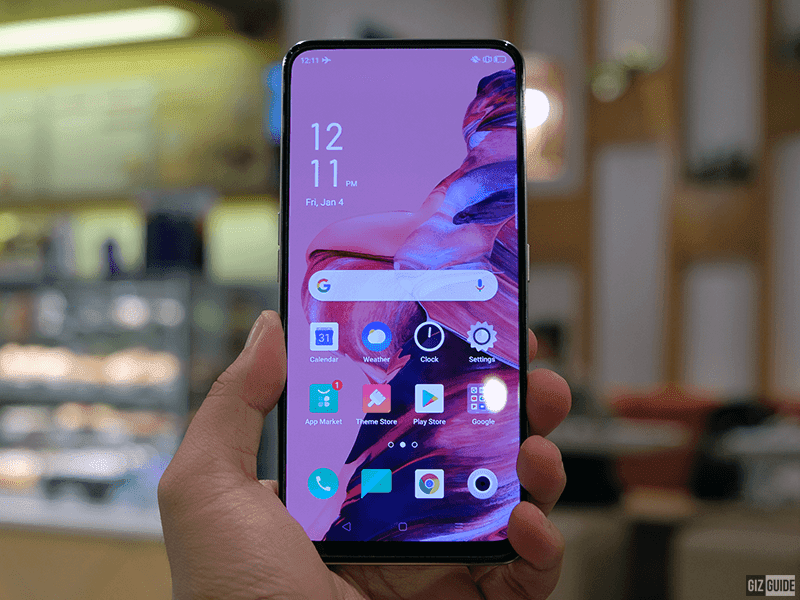 OPPO Reno2 F Unboxing and First Impressions