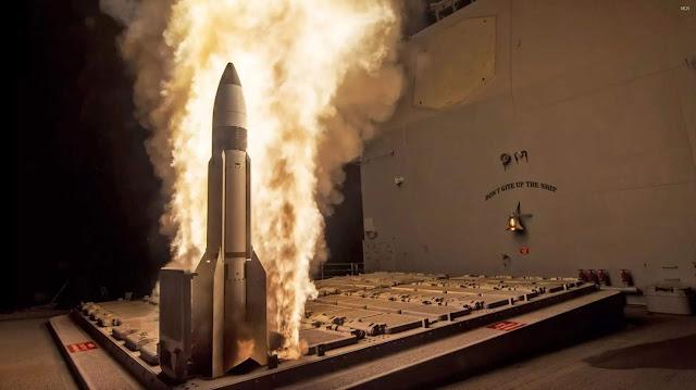 نظام الدفاع الصاروخي Aegis .. صواريخ SM-3
