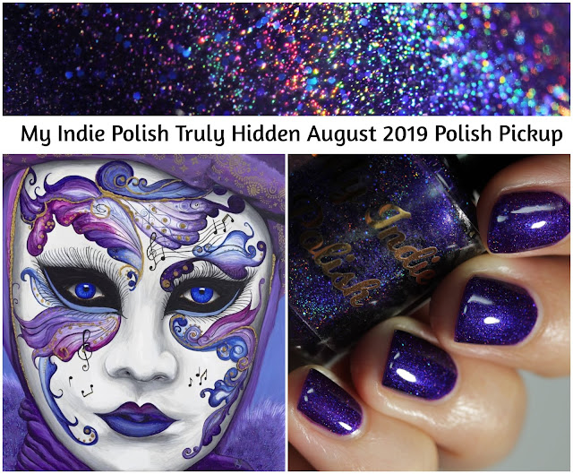 My Indie Polish Truly Hidden swatch by Streets Ahead Style